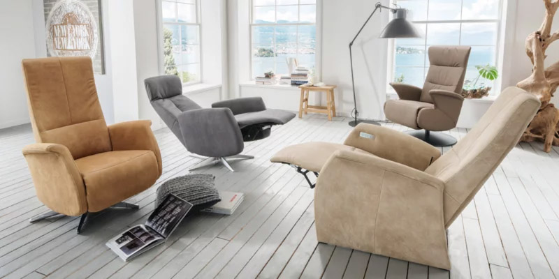 ontspannende stoel