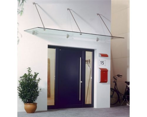 Rechte deurluifel